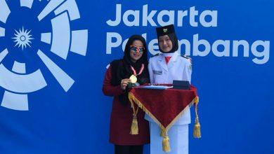 Photo of دلارام مرزآبادی دارای مدال طلا کانوپولو در بازیهای آسیایی