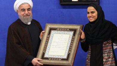 Photo of فرشته کریمی: ماه رمضان هر سال بهانه خوبی برای دیدار با رییس جمهور است