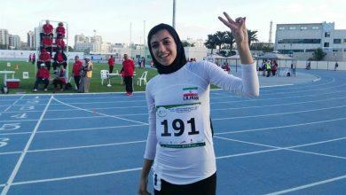 Photo of صفرزاده به مدال برنز دوی ۱۰۰ متر بانوان رسید