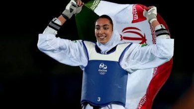 Photo of کیمیا علیزاده