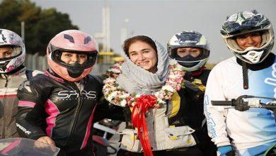 Photo of تجلیل فدراسیون از بانوی ایرانی سومین رکوردار سفر به دور دنیا با موتور