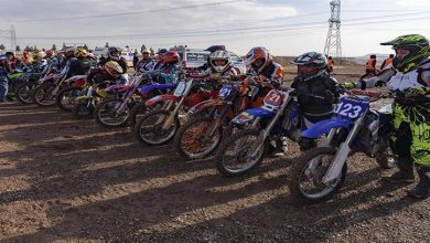 Photo of دومین دوره مسابقات موتور کراس بانوان برگزار شد