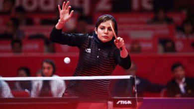 Photo of ندا شهسواری، پرچمدار ایران در اختتامیه