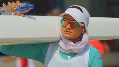Photo of پریسا احمدی دارنده مدال برنز بازیهای آسیایی: رقابت ها در سطح جهانی بود