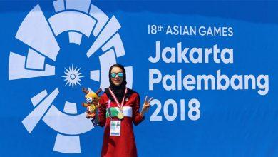 Photo of صبا رحمتی: مدال طلا بازیهای آسیایی خستگی همه سختی ها را جبران کرد