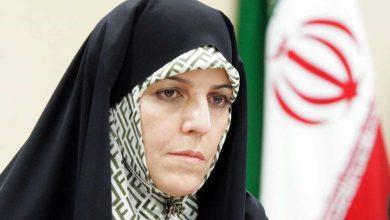 Photo of پیام تبریک معاون امور زنان و خانواده رییسجمهور به کیمیا علیزاده