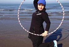 Photo of سمیه محمودی کوچکسرایی : ۱۰ ساعت متوالی چرخش حلقه هولاهوپ