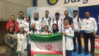 Photo of پایان مسابقات جهانی «تای چی» با عملکرد موفق تیم ایران