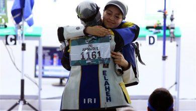 Photo of احمدی و صادقیان در تفنگ بادی از کسب مدال بازماندند