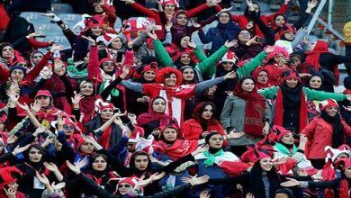 Photo of حضور در استادیوم ها مطالبه به حق زنان است