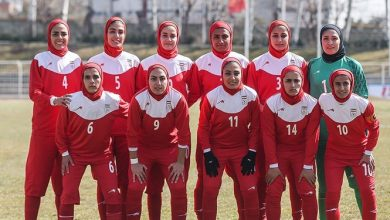 Photo of فلسطین با رنک ۱۱۱ دومین رقیب بانوان فوتبالیست ایران