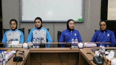 Photo of خسرویار: فوتبال در خون دختران ایرانی وجود دارد