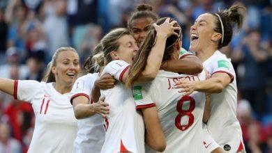 Photo of جام جهانی فوتبال زنان/ تیم زنان انگلیس جواز حضور در المپیک را کسب کرد