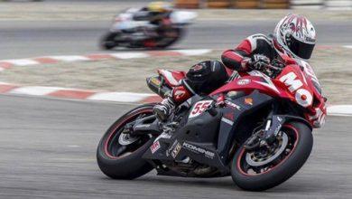 Photo of نخستین دوره مسابقات موتورسواری بانوان در پیست اتومبیلرانی آزادی برگزار شد