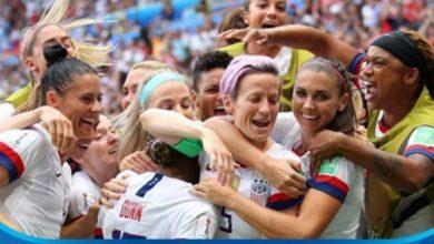 Photo of جام جهانی فوتبال زنان/ آمریکا با غلبه بر هلند قهرمان شد