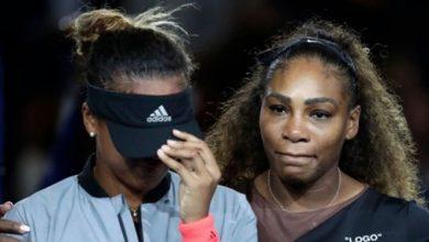 Photo of رویارویی ویلیامز و اوساکا در مرحله یکچهارم تنیس راجرز کاپ