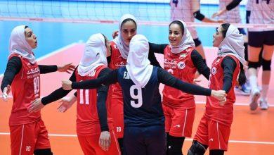 Photo of والیبال قهرمانی زنان آسیا/ اعلام برنامه روز پنجم و مصاف ایران با تایپه