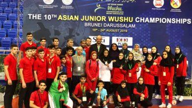 Photo of ووشو قهرمانی آسیا/ جوانان ووشوی ایران نایب قهرمان آسیا شدند