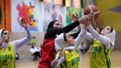 Photo of لیگ برتر بسکتبال بانوان/ گروه بهمن به دنبال نهمین برد