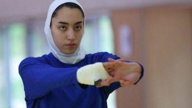 Photo of کیمیا علیزاده به هلند مهاجرت کرد