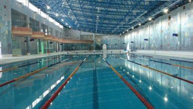 Photo of شنا بانوان ناشنوایان قهرمانی کشور/ شناگران در مشهد به آب می زنند
