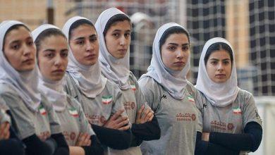 Photo of والیبال بانوان انتخابی المپیک/ ترکیب تیم ملی والیبال بانوان ایران مشخص شد