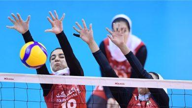 Photo of والیبال بانوان انتخابی المپیک/ شکست ایران مقابل کره جنوبی