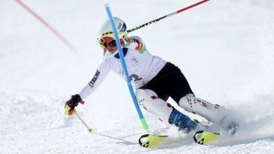 Photo of اسکی کوهستان/ اسکی بازان برتر رشته ورتیکال مشخص شدند