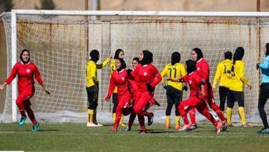 Photo of ادامه مسابقات لیگ برتر فوتبال بانوان به سال بعد موکول شد