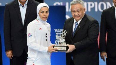 Photo of خانم گل فوتسال ایران در لیست ۱۰ بازیکن برتر فوتسال جهان