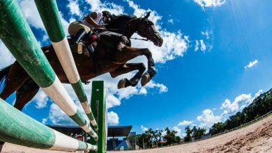 Photo of پرش با اسب بینالمللی مدیترانه/ غروی در تور الیوا نوا چهارم شد