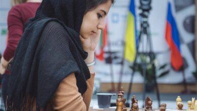 Photo of شطرنج سرعتی جایزه بزرگ بانوان فیده/ خادمالشریعه از صعود به فینال بازماند