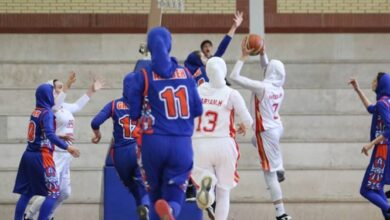 Photo of مراسم توزیع مدال و کاپ به قهرمانان بسکتبال چهارشنبه برگزار میشود