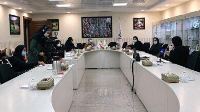 Photo of نشست نواب رئیس هشت فدراسیون با نایب رئیس کمیته ملی پارالمپیک برگزار شد