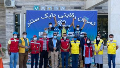 Photo of برگزاری مسابقات دوچرخه سواری رده های جوانان، بزرگسالان، پیشکسوتان آقایان و بانوان قزوین