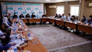 Photo of جلسه قرعه کشی لیگ برتر بسکتبال بانوان برگزار شد