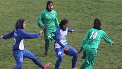 Photo of لیگ فوتبال بانوان دورهای برگزار می شود