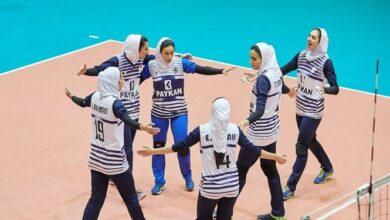 Photo of لیگ برتر والیبال بانوان/ آغاز مسابقات گروه دوم از فردا در اصفهان