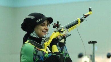 Photo of مسابقات بینالمللی تیراندازی/ قهرمانی خدمتی و نوروزیان در تفنگ بادی