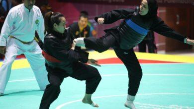 Photo of حضور پنجاکسیلات با ۸ وزن در مسابقات داخل سالن آسیا