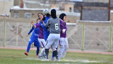 Photo of برنامه هفته سوم تا پنجم لیگ برتر فوتبال بانوان مشخص شد