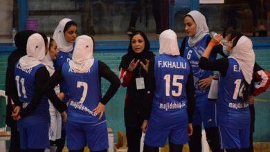 Photo of لیگ برتر والیبال بانوان/ صعود شهرداری قزوین به دور دوم