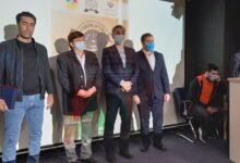 Photo of مراسم رونمایی از لباس پاورلیفتینگ بانوان یا دورهمی و رپرتاژ برای ناشناس ها