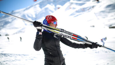 Photo of نفرات برتر لیگ اسکی صحرانوردی مشخص شدند