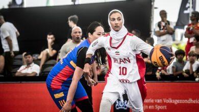 Photo of زمان مسابقات بسکتبال ۳ نفره سهمیه المپیک اعلام شد