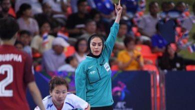 Photo of ۴ ایرانی نامزد قضاوت در جام جهانی فوتسال شدند