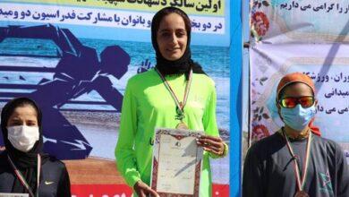 Photo of قهرمانی عرب در دوی صحرانوردی بانوان