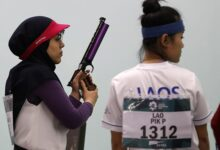 Photo of مسابقات جهانی تیراندازی/ سبقتالهی دهم شد و به فینال نرسید