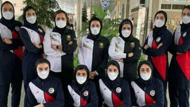 Photo of تیم ملی تکواندو بانوان راهی ترکیه شد