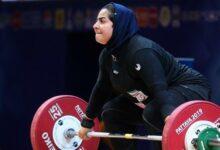 Photo of دعوت ۷ وزنهبردار به اردوی تیم ملی بانوان